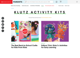 klutz.com
