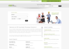 kmdirectory.com.au