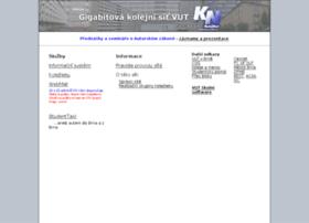Kn.vutbr.cz