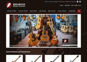 knightonmusiccentre.com