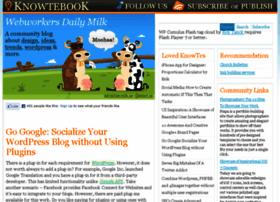 knowtebook.com