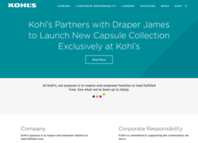 Kohlscorporation.com