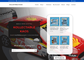 kollectablekaos.com.au