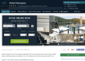 kompas-dubrovnik.hotel-rez.com