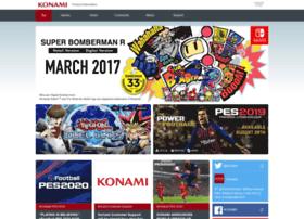 konami-europe.net