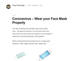 kongtechnology.com