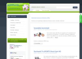 konkursy.com