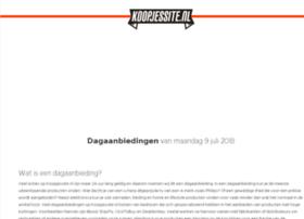 koopjessite.nl