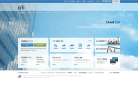 koreacitidirect.citigroup.com