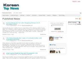 koreantopnews.com