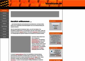 korrekturen.de