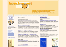 koscher.net