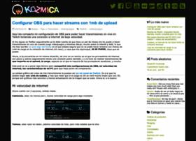 kozmica.com