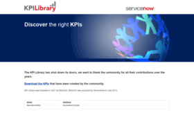 kpilibrary.com