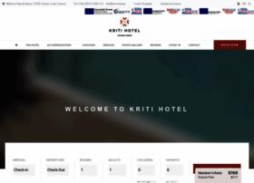 kriti-hotel.gr