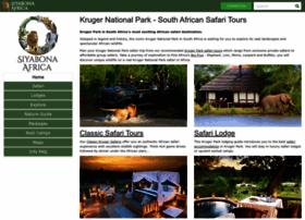 Krugerpark.co.za