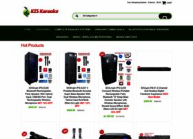 ktskaraoke.com
