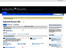 kubuntuforums.net