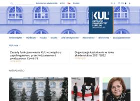 kul.lublin.pl