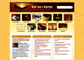 kuran-ikerim.org