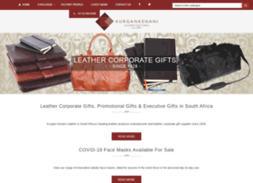 Kurganleather.co.za