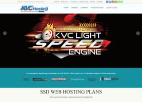 kvcwebhosting.com