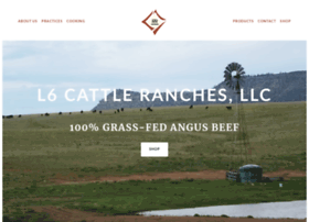l6cattleranches.com