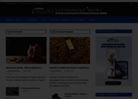 la-chronique-agora.com
