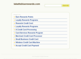 Labattsbluerewards.com