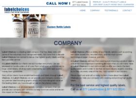 labelchoices.com