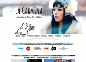 lacarmina.com