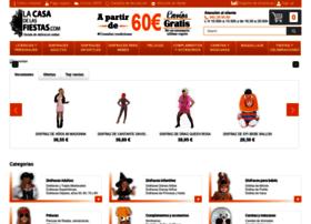 lacasadelasfiestas.com