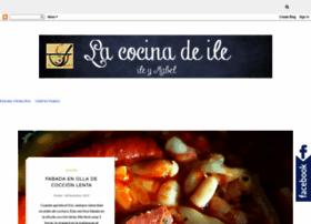 Lacocinadeile-nuestrasrecetas.blogspot.com