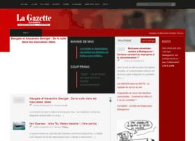 Lagazette-dgi.com