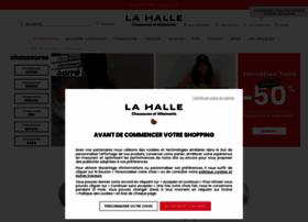 Lahalleauxchaussures.com