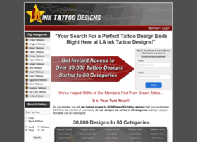lainktattoodesigns.com