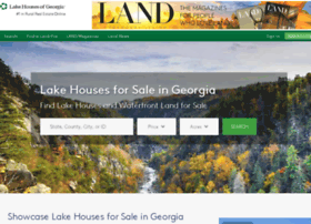 lakehousesofgeorgia.com