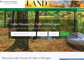 lakehousesofmichigan.com