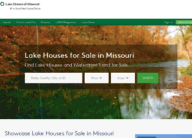 lakehousesofmissouri.com