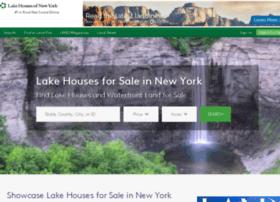 lakehousesofnewyork.com