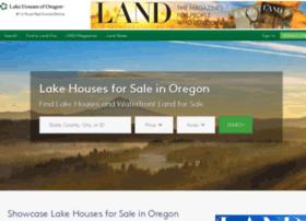 lakehousesoforegon.com