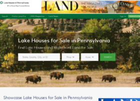 lakehousesofpennsylvania.com