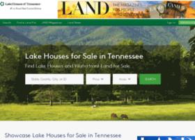 lakehousesoftennessee.com