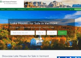 lakehousesofvermont.com