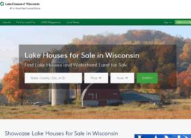 Lakehousesofwisconsin.com