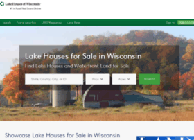 lakehousesofwisconsin.com