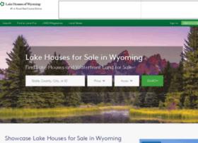 lakehousesofwyoming.com