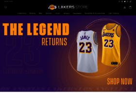 lakersstore.com