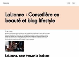 lalionne.fr
