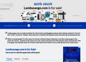 Lambusango.com